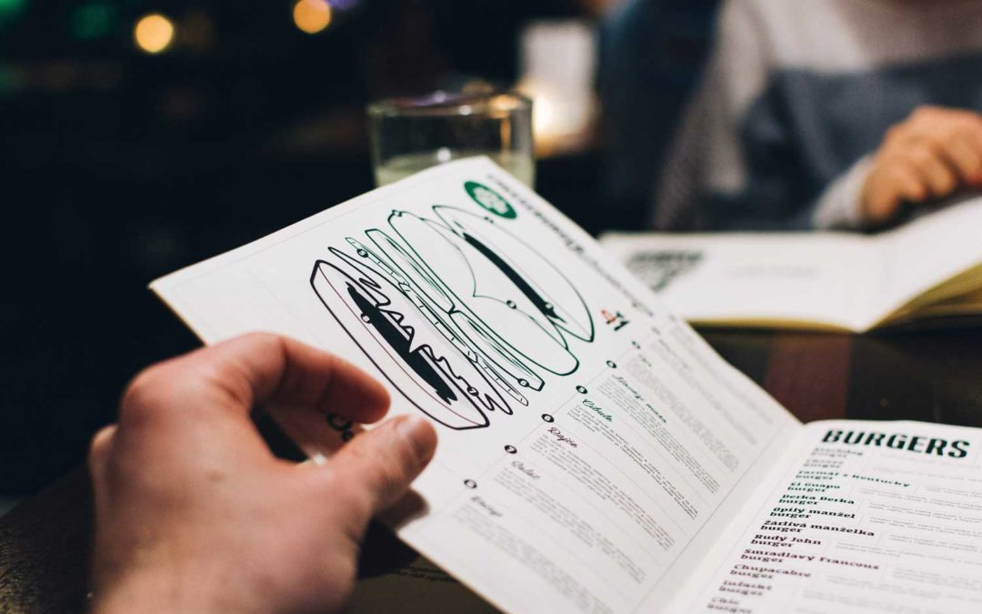How to Style a Restaurant Menu - MenuPaper.com