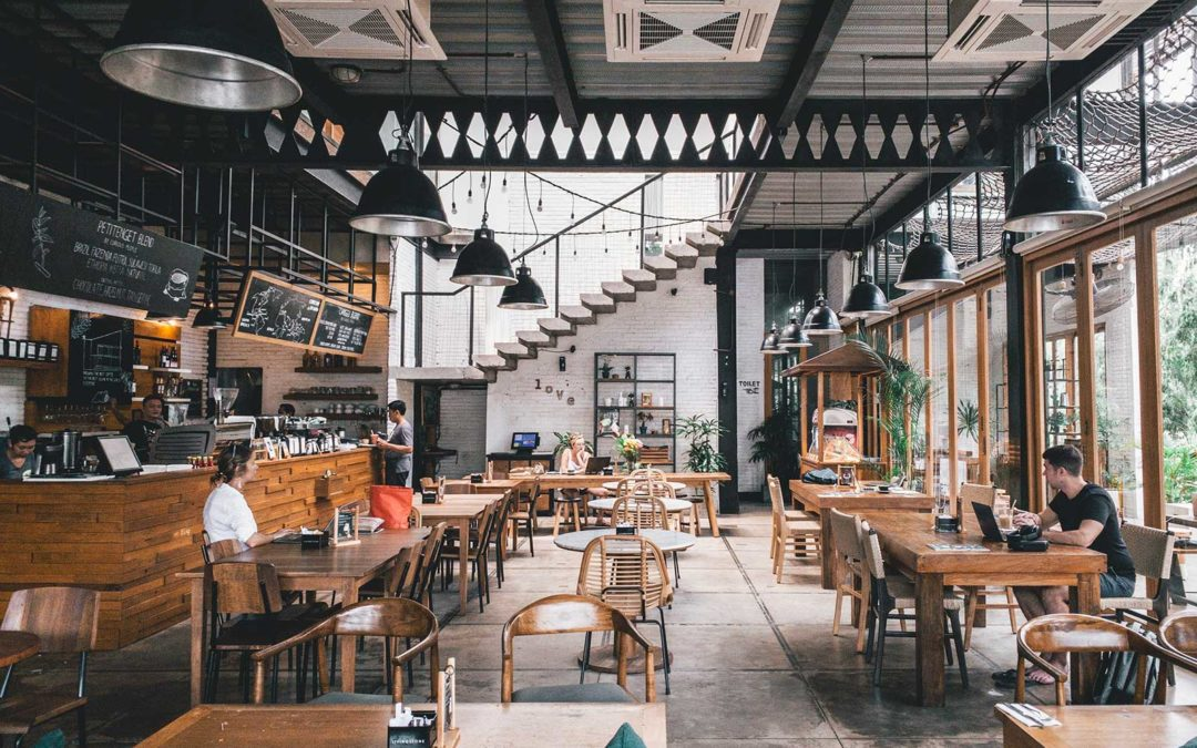 A Better Customer Restaurant Experience: Design Ideas